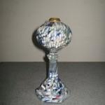 Лампа керосиновая (стекло), XIX-XX вв.
