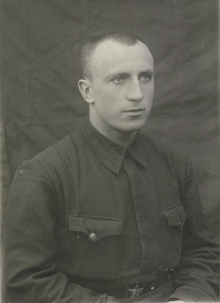 Н.Ф. Клепиков, 1942 год